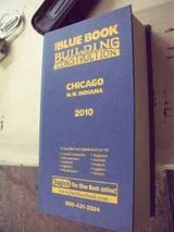 THE BLUE BOOK BUILDING AND CONSTRUCTION CHGO & NW in Chicago, Illinois