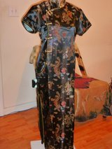 Asian Black color Long dress in Fort Bragg, North Carolina